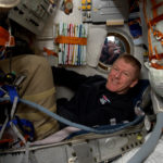 Peake time to return to Earth